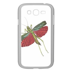 Grasshopper Insect Animal Isolated Samsung Galaxy Grand DUOS I9082 Case (White)