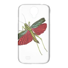 Grasshopper Insect Animal Isolated Samsung Galaxy S4 Classic Hardshell Case (PC+Silicone)