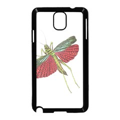 Grasshopper Insect Animal Isolated Samsung Galaxy Note 3 Neo Hardshell Case (black)