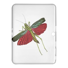 Grasshopper Insect Animal Isolated Samsung Galaxy Tab 4 (10.1 ) Hardshell Case