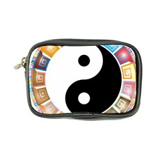 Yin Yang Eastern Asian Philosophy Coin Purse