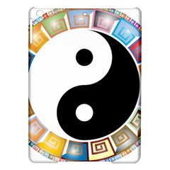 Yin Yang Eastern Asian Philosophy Ipad Air Hardshell Cases