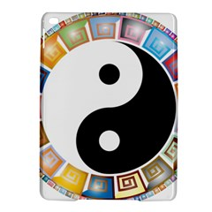 Yin Yang Eastern Asian Philosophy iPad Air 2 Hardshell Cases