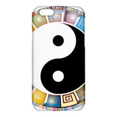 Yin Yang Eastern Asian Philosophy iPhone 6/6S TPU Case