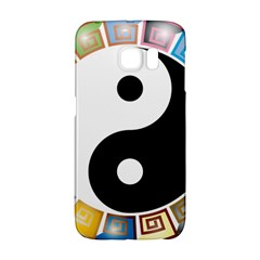 Yin Yang Eastern Asian Philosophy Galaxy S6 Edge