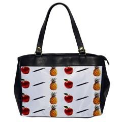 Ppap Pen Pineapple Apple Pen Office Handbags
