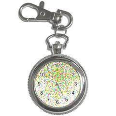 Confetti Celebration Party Colorful Key Chain Watches