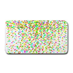 Confetti Celebration Party Colorful Medium Bar Mats