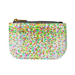 Confetti Celebration Party Colorful Mini Coin Purses