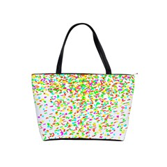 Confetti Celebration Party Colorful Shoulder Handbags