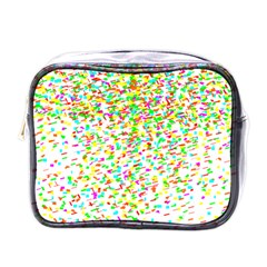 Confetti Celebration Party Colorful Mini Toiletries Bags