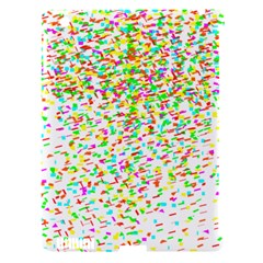 Confetti Celebration Party Colorful Apple iPad 3/4 Hardshell Case (Compatible with Smart Cover)