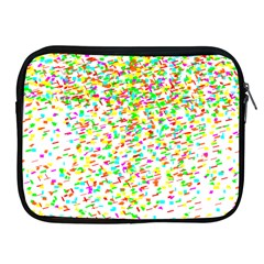 Confetti Celebration Party Colorful Apple iPad 2/3/4 Zipper Cases