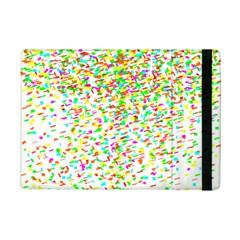 Confetti Celebration Party Colorful iPad Mini 2 Flip Cases