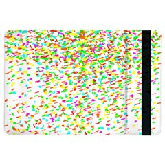 Confetti Celebration Party Colorful Ipad Air 2 Flip
