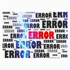 Error Crash Problem Failure Large Glasses Cloth