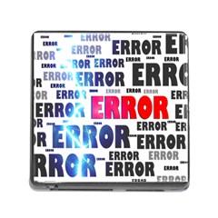 Error Crash Problem Failure Memory Card Reader (square)
