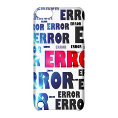 Error Crash Problem Failure Apple iPod Touch 5 Hardshell Case with Stand