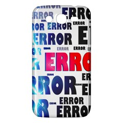 Error Crash Problem Failure Samsung Galaxy Mega 5 8 I9152 Hardshell Case