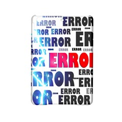 Error Crash Problem Failure iPad Mini 2 Hardshell Cases