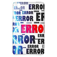 Error Crash Problem Failure Samsung Galaxy Tab Pro 8.4 Hardshell Case