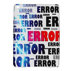 Error Crash Problem Failure iPad Air 2 Hardshell Cases