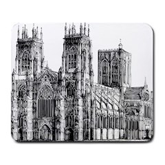 York Cathedral Vector Clipart Large Mousepads
