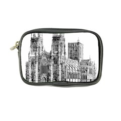York Cathedral Vector Clipart Coin Purse