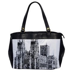 York Cathedral Vector Clipart Office Handbags
