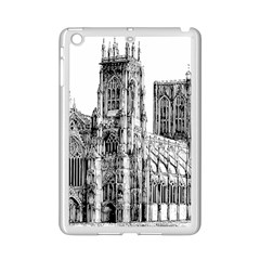 York Cathedral Vector Clipart iPad Mini 2 Enamel Coated Cases