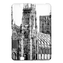 York Cathedral Vector Clipart Kindle Fire HD 8.9