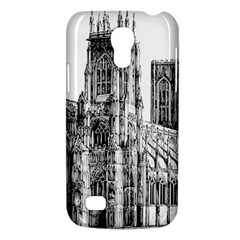 York Cathedral Vector Clipart Galaxy S4 Mini