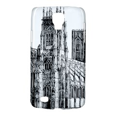 York Cathedral Vector Clipart Galaxy S4 Active