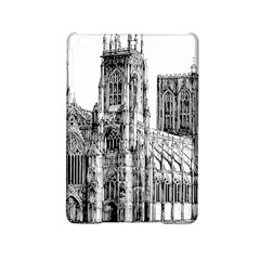 York Cathedral Vector Clipart iPad Mini 2 Hardshell Cases