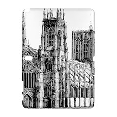York Cathedral Vector Clipart Galaxy Note 1