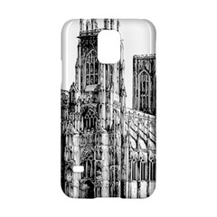 York Cathedral Vector Clipart Samsung Galaxy S5 Hardshell Case
