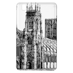 York Cathedral Vector Clipart Samsung Galaxy Tab Pro 8.4 Hardshell Case