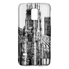 York Cathedral Vector Clipart Galaxy S5 Mini