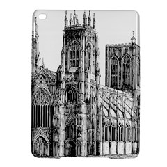 York Cathedral Vector Clipart iPad Air 2 Hardshell Cases