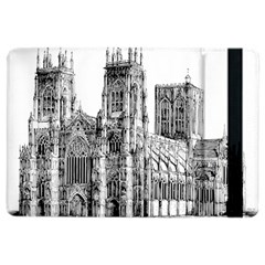 York Cathedral Vector Clipart iPad Air 2 Flip