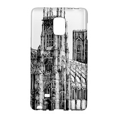 York Cathedral Vector Clipart Galaxy Note Edge