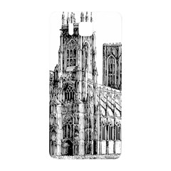 York Cathedral Vector Clipart Samsung Galaxy Alpha Hardshell Back Case