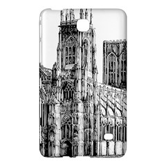 York Cathedral Vector Clipart Samsung Galaxy Tab 4 (7 ) Hardshell Case