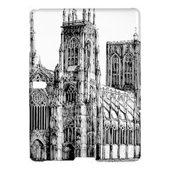 York Cathedral Vector Clipart Samsung Galaxy Tab S (10.5 ) Hardshell Case