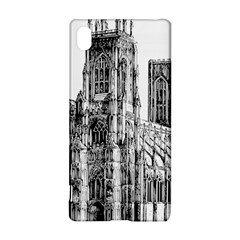 York Cathedral Vector Clipart Sony Xperia Z3+