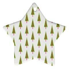 Christmas Tree Ornament (Star)