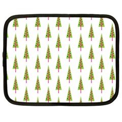 Christmas Tree Netbook Case (XL)