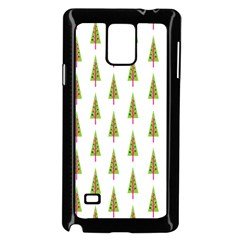 Christmas Tree Samsung Galaxy Note 4 Case (Black)