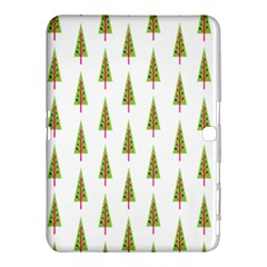 Christmas Tree Samsung Galaxy Tab 4 (10.1 ) Hardshell Case