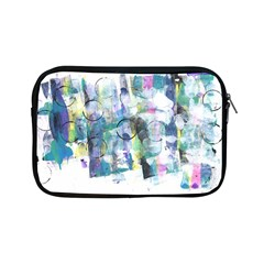 Background Color Circle Pattern Apple iPad Mini Zipper Cases
